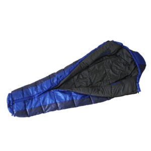 Custom High Quality Portable Single Mummy Sleeping Bags in Bulk1