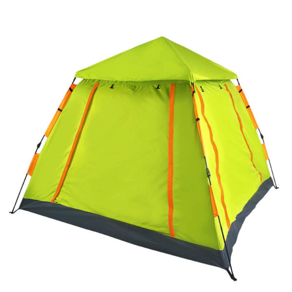 Custom Made Camping Tents with Windows