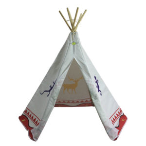 Custom Made Printed Activities Teepee Tents