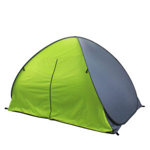 Custom Outdoor Automatic Pop Up Beach Tent Anti-UV50+