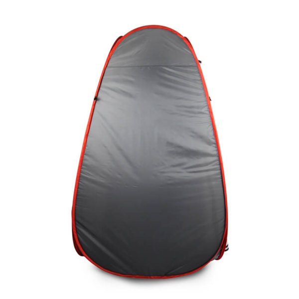 Custom Silver Coating Outdoor Portable Changing Room Tent