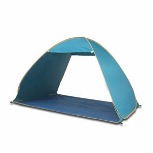 Customized Pop Up Compact Beach Tent