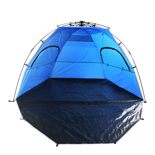 Customized Sun Shelter Tent Outdoor Beach Sun Shade Tent2