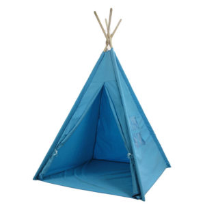 Portable Teepee Tents for Kids Girls Boys
